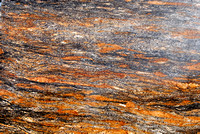 103206 - Rust and Black Colored Stone Patterns