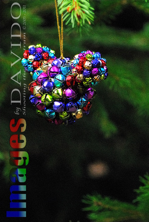 100799 - Christmas Bell Ornament
